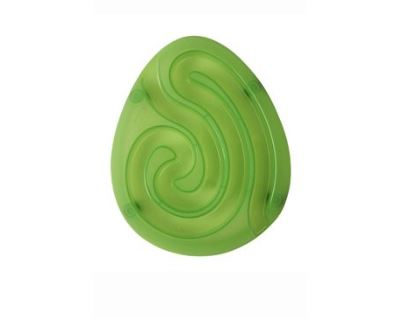 Miska bludisko Dog Maze Mini sv.zelená 1ks Kruuse
