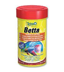 Tetra Betta granulované krmivo pre ryby bojovníčka