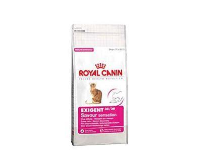 Royal Canin Feline Exigent Savour - hydinové pre dospelých extra vyberavé mačky 4 kg