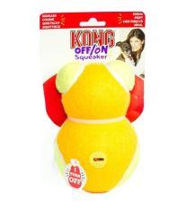 Hračka tenis Air dog Méďa Kong large