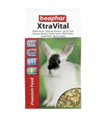 Krmivo BEAPHAR XtraVital junior králik 1 kg