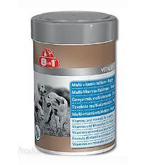 8in1 Multi Vitamin Tablets Puppy - doplnkové krmivo pre šteňatá a mladých psov, 100 tabliet