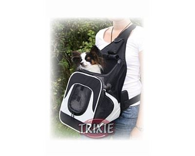 Batoh cestovné na nosenie psa nylon Savina 30x26x33cm TR