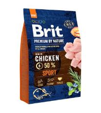 Brit Premium by Nature Dog Sport  3 kg