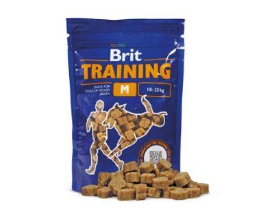 Brit Training Snack M - výcviková pochúťka pre psov stredných plemien 100 g