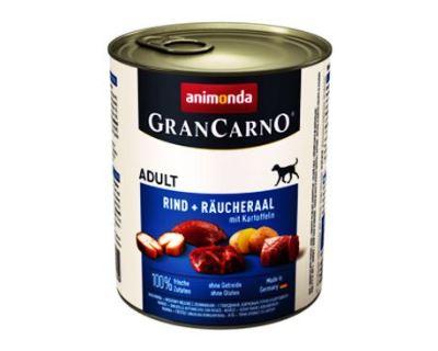 Animonda Gran Carno konzerva - úhor & zemiaky pre psy800 g