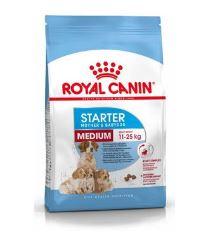 Royal Canin Medium Starter - pre gravidné a dojčiace suky stredných plemien a šteňatá do 2 mesiacov