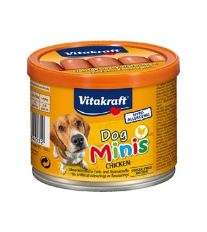 Dog Minis VITAKRAFT Chicken 120 g
