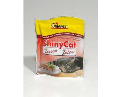 Gimpet Shiny Cat Junior konzerva tuniak 2x85g