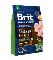 Brit Premium by Nature Dog Adult XL 3 kg
