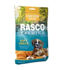 Pochoutka RASCO Premium kolečka z kuřecího masa (80g)