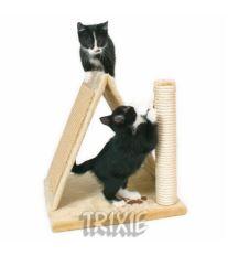 Škrabadlo pre mačiatka AVILA 40cm - béžové