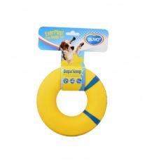 Hracka plovoucí guma Kruh Duvo+ 1 ks