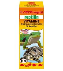 Sera Reptilin vitamin 15 ml