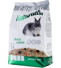 Cunipic Naturaliss Rabbit Adult - králík dospelý 1,36 kg