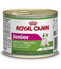 Royal Canin - Canine konz. Mini Junior 195 g