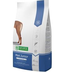Nature's Protection Dog Dry Junior Maxi 4 kg