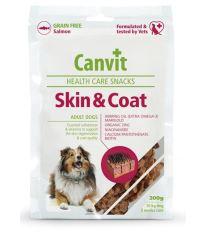 Canvit snack dog Skin & Coat 200 g