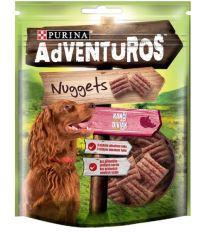 Adventuros snack dog - nugetky s kancí prích. 90 g
