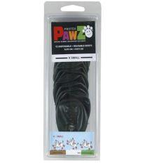 Boticky ochranné PAWZ vel. XS (balení 12ks) cerné