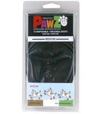Boticky ochranné PAWZ vel. M (balení 12ks) cerné
