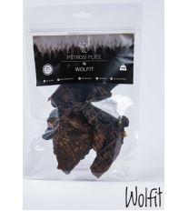 Wolfit Pštrosí plíce 100 g