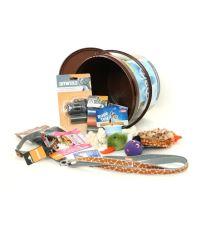 Štěněčí balíček - výbava pro malá plemena 1ks